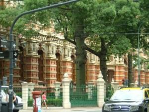 Palace de Aguas from Riobamba